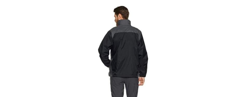 Glennaker Lake Rain Columbia Jacket
