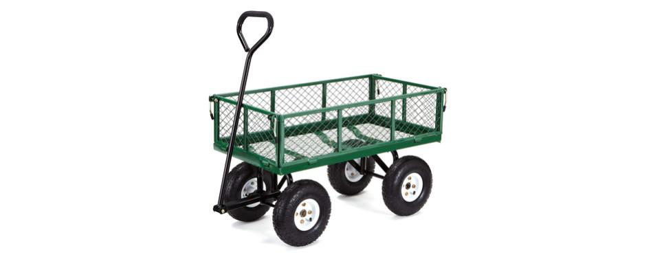 Gorilla Carts Garden Cart