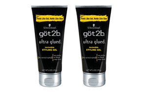 Got2b Ultra Glued Invincible Styling Hair Gel For Men