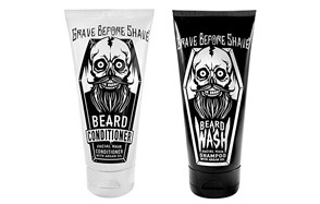 Grave Before Shave Beard Wash & Conditioner Pack