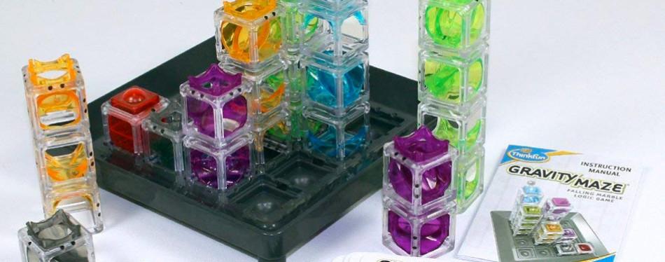 Gravity Maze Marble Run Coding Toy