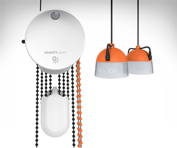 GravityLight GL02 Portable Self Powered Light