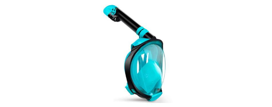 Greatever G2 Full Face Snorkel Mask