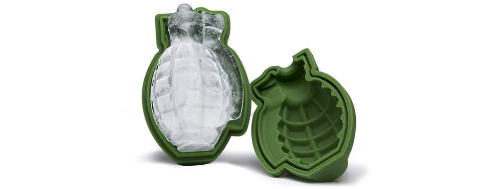 Grenade Ice Tray