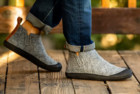 greys outdoor slipper boot