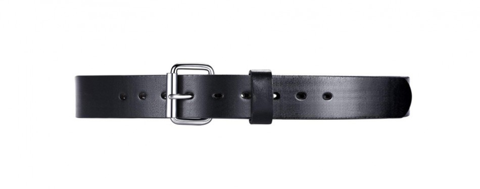 "Grit & Guts 1.5"" Leather Gun Belt"