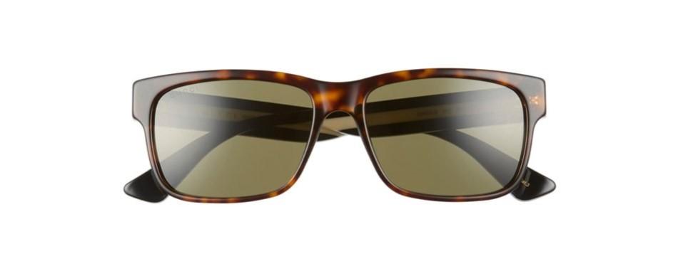 Gucci Sylvie 58mm Men's Sunglasses