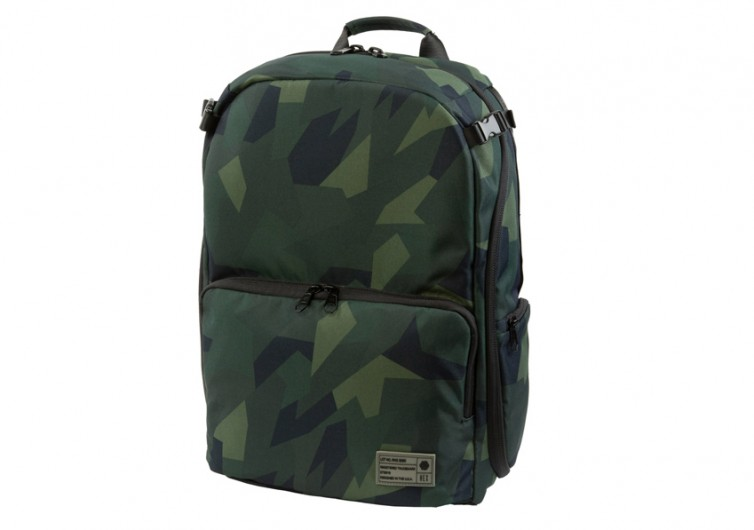 HEX Ranger Clamshell Camo DSLR Backpack