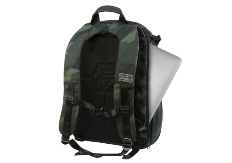 HEX Ranger Clamshell Camo DSLR Backpack