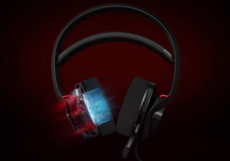HP OMEN Mindframe FrostCap Gaming Headset