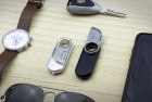 HRIBARCAIN Damascus Pocket Knife