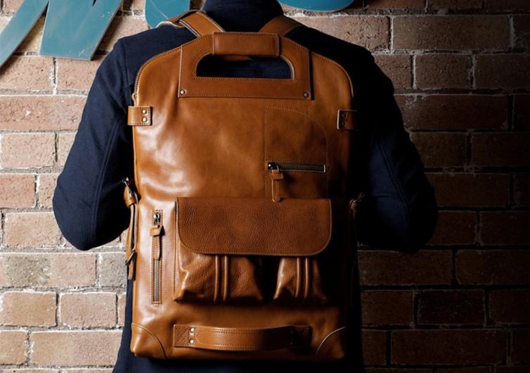 Hardgraft 2Unfold Laptop Bag