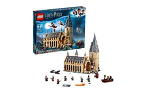 Harry Potter Hogwarts Great Hall Lego Castle Set