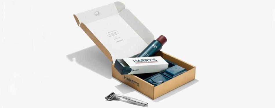 Harry's Winston Shaving Kit