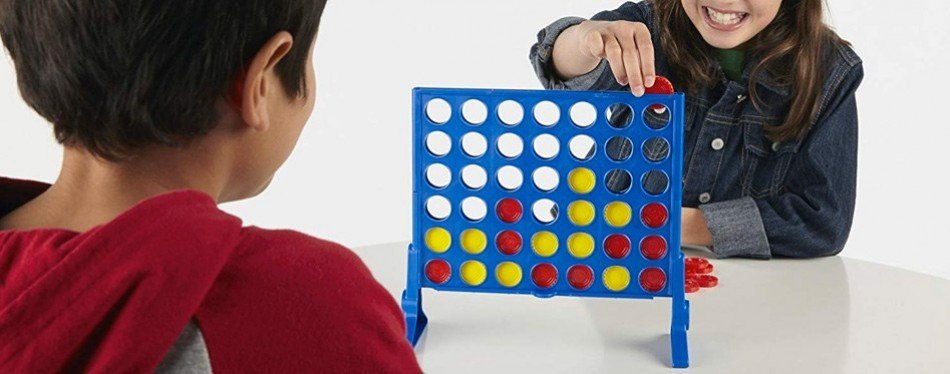 Hasbro Connect 4 Family Board Game