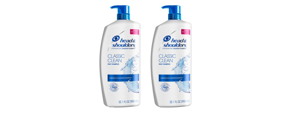 Head and Shoulders Anti Dandruff Shampoo