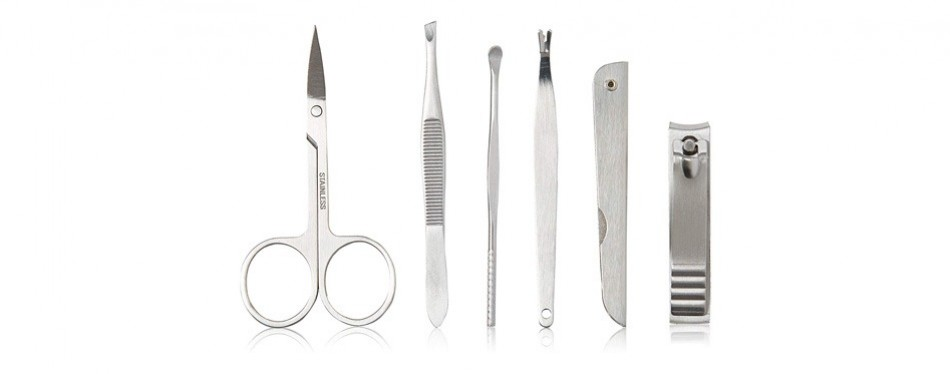 HeadBlade Groomster Manicure Set