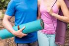 Heathyoga Yoga Mat