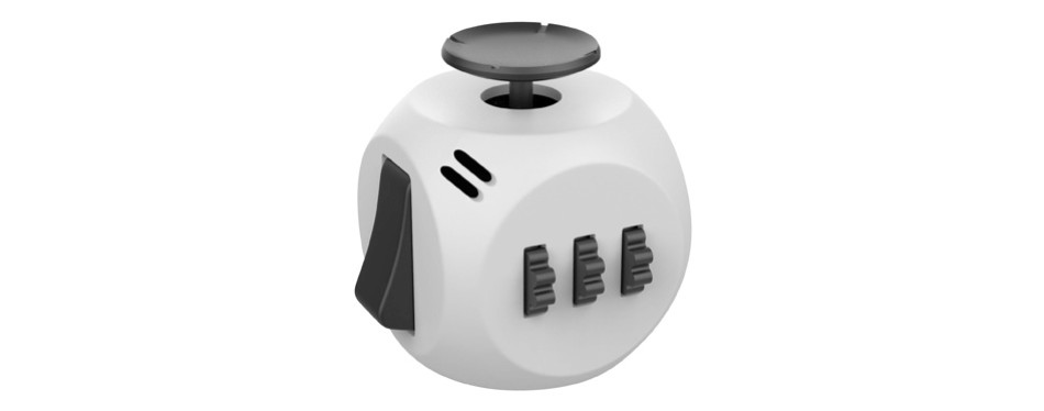 Helect H1037 Fidget Cube Toy