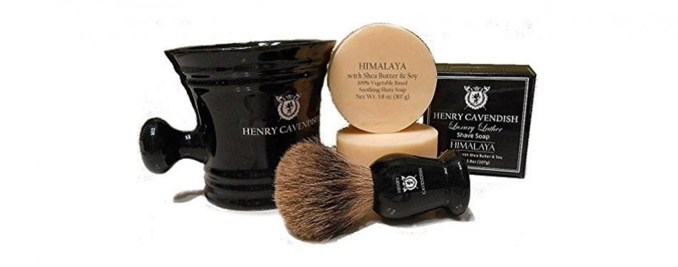 Henry Cavendish Gentleman's Shaving Soap Bowl