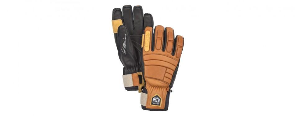 Hestra Waterproof Ski Gloves