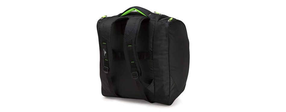 High Sierra Pro Series Deluxe Trapezoid Boot Bag