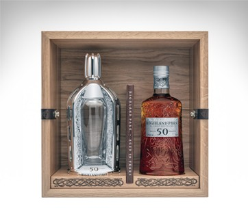 Highland Park 50 Year Old Whiskey