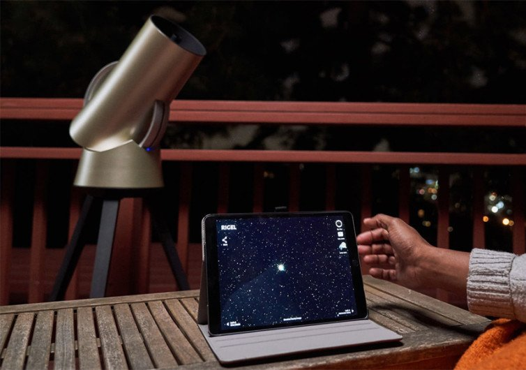 Hiuni Connected Telescope
