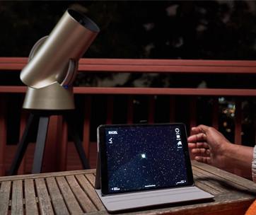 Hiuni Connected Telescope