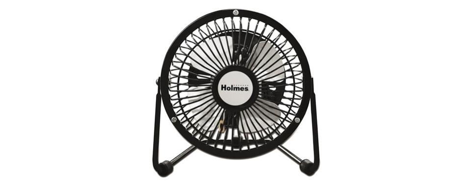 Holmes Mini High Velocity Personal Fan