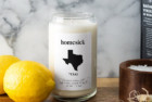 Homesick Candle