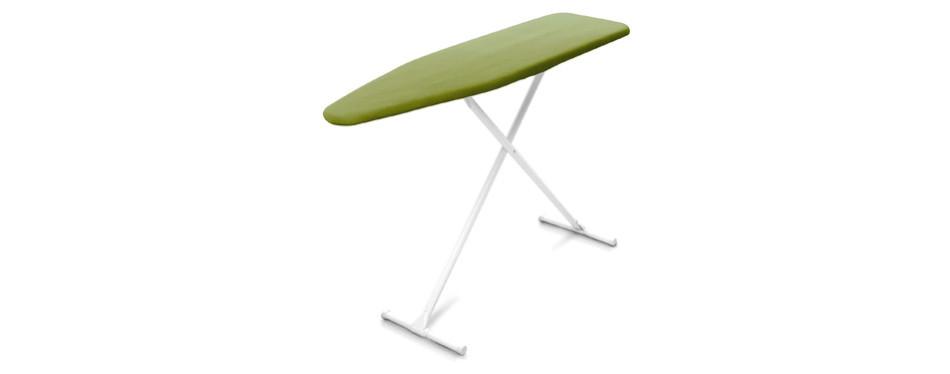 Homz T-Leg Steel Top Ironing Board