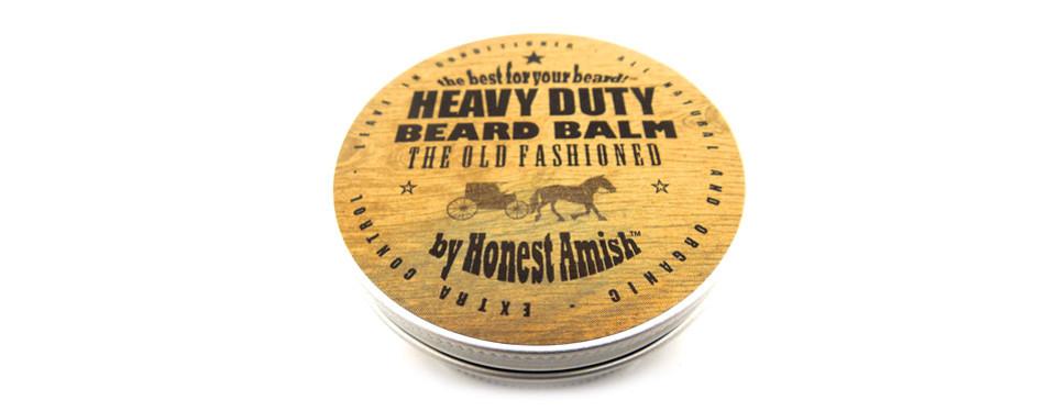 Honest Amish Heavy Duty Beard Balm