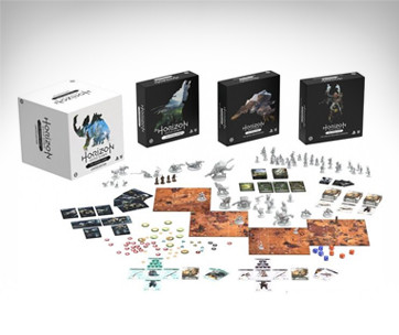 Horizon Zero Dawn The Boardgame