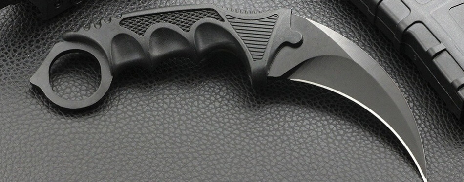 Hosana Stainless Steel Karambit Knife