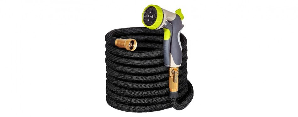 hospaip 50ft flexible garden hose