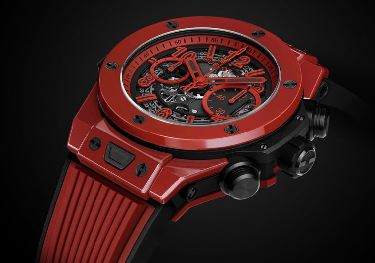 Hublot Unico Red Magic