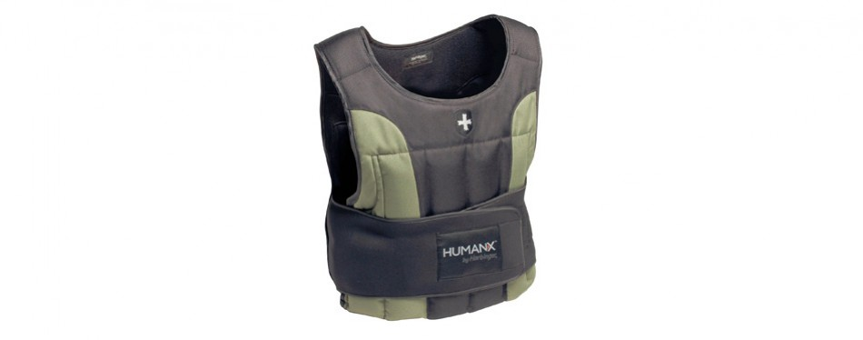 HumanX 20lb Weighted Vest