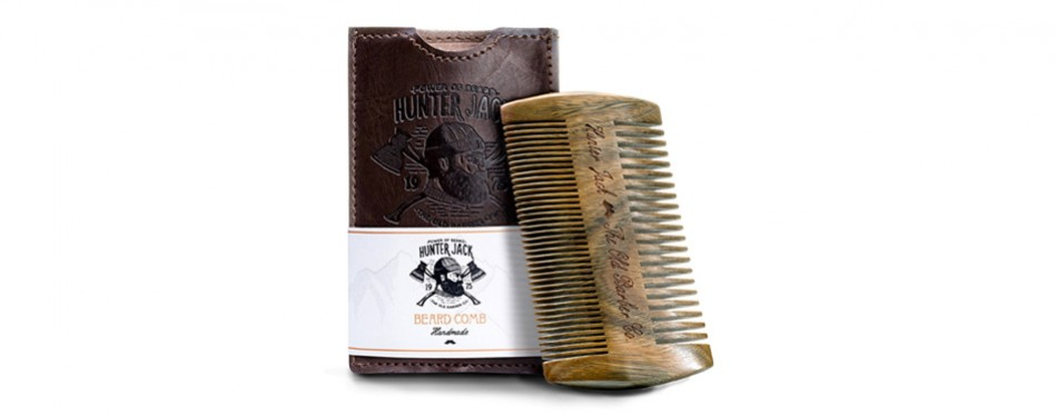 Hunter Jack Beard Comb