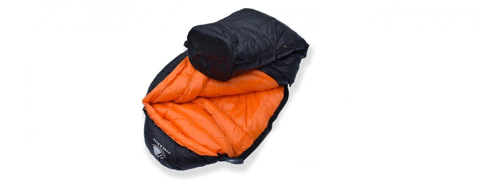 Hyke & Byke Goose Down Sleeping Bag