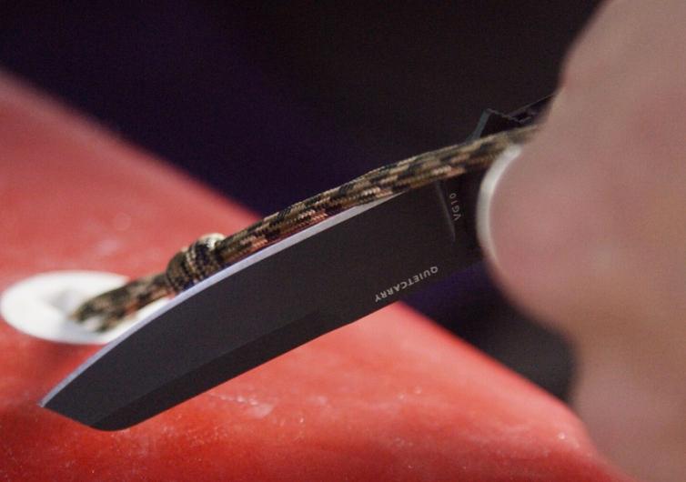 IQ Flipper Cutting Rope