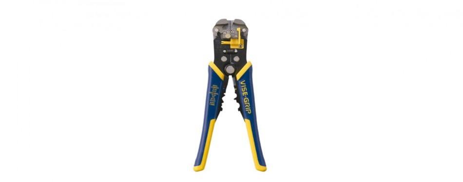 irwin vise-grip 2078300 self-adjusting wire stripper