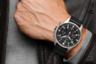 IWC Men's Swiss Automatic Stainless Steel Watch