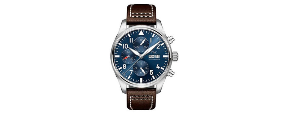 IWC Pilot Chronograph Men's Watch