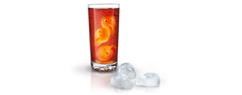 Scream Ice Cube Tray