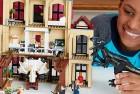 Indoraptor Rampage at Lockwood Estate Lego Jurassic World Set