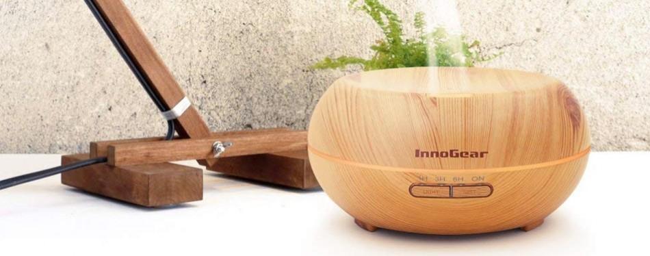 InnoGear Ultrasonic Cool Mist Diffuser
