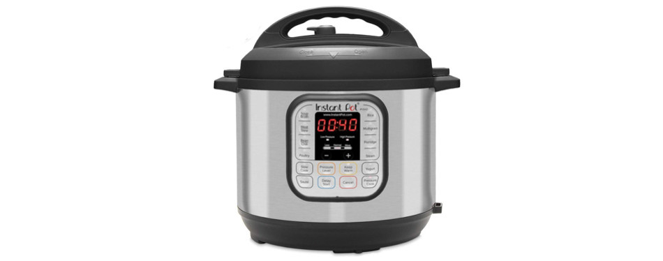 Instant Pot DUO60 6 Qt 7-in-1 Multi-Use Pressure Cooker