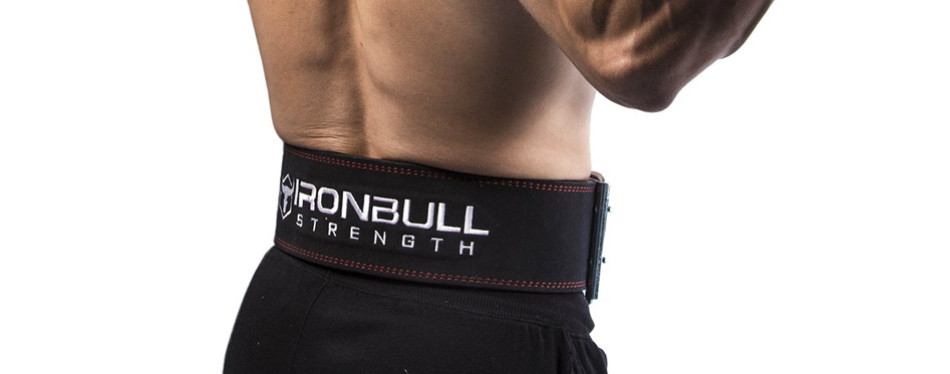 Iron Bull Strength Weightlifting Belt