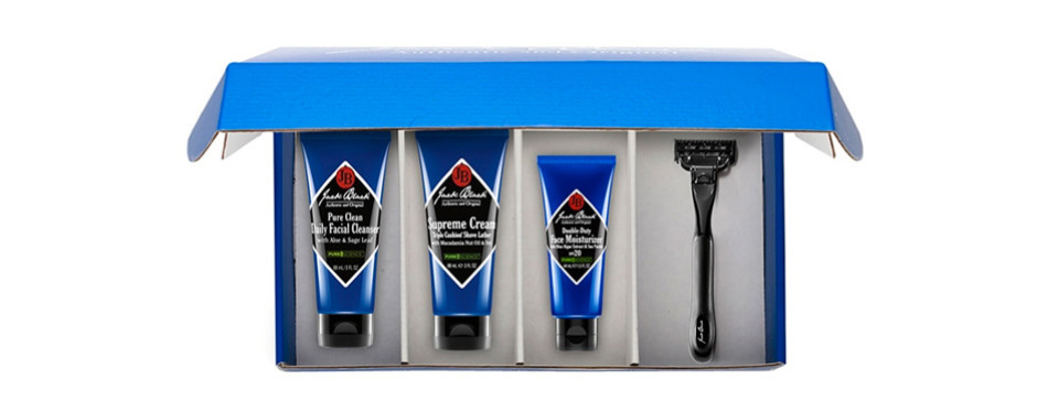 Jack Black No.2 Bump-Free Shave System